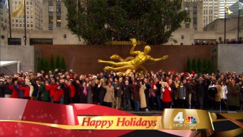 News 4 Holiday Sing-Along (Short)