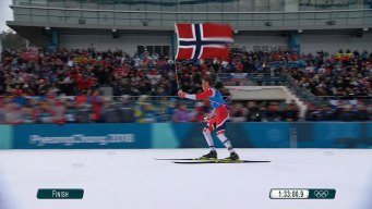 The Best From Norway's Climb for Gold in Men's 4x10km Relay