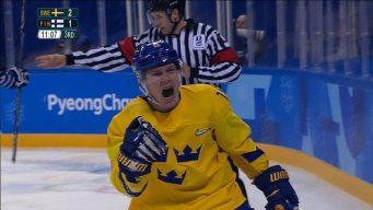 Recap: Sweden 3, Finland 1