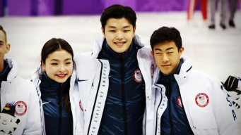 Shib Sibs Return to the Ice, Bowman Goes for Halfpipe Gold