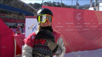 Jamie Anderson Takes Silver in Snowboard Big Air
