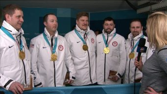 Shuster: Winning Gold 'Everything I Thought It Would Be'