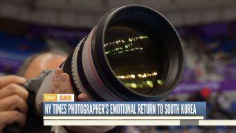 TODAY: One Photographer's Emotional Return to South Korea