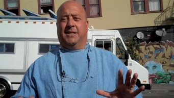 What Andrew Zimmern Wants for Christmas