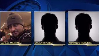 3 Federal Correction Officers Accused of Raping Inmates