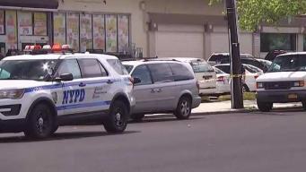 3 Shot as Gunfire Erupts Near NYC Strip Mall
