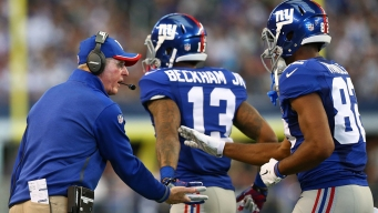 Giants Still on Course to Win NFC East
