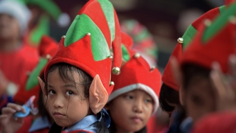 Thailand Breaks World Record for Largest Gathering of Elves