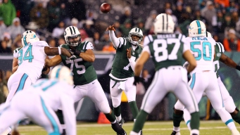 Jets Fall to Dolphins 16-13