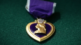WWI Vet's Long Lost Purple Heart Returned to His NY Family