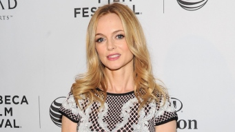 "Heather Graham Lands ""Money Shot"""