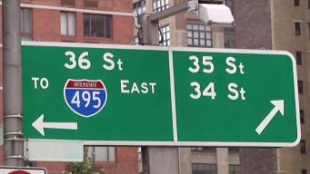 495 Changes Impacting Drivers in Manhattan