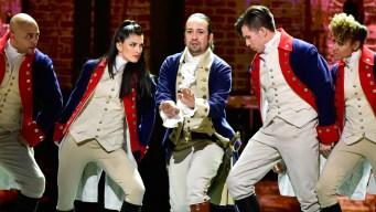 Lin-Manuel Miranda Announces Last 'Hamilton' Performance