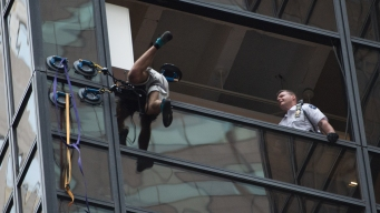 Trump Tower Climber Waited 'Til Parents Left Town: Officials