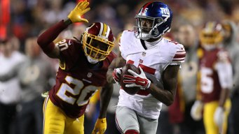 Giants Win Over Redskins Sets up Post-Season Preview