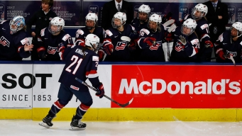 US Women Hope Bond From Pay Fight Leads to Olympic Hockey Gold