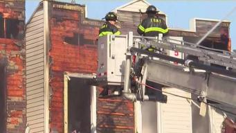 6 Injured in Blaze at Bronx Apartments
