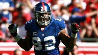 Michael Strahan, Bill Parcells Finalists for Hall of Fame