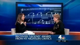 "Legendary Singer Takes Audiences on ""Maye-Den Voyage"""