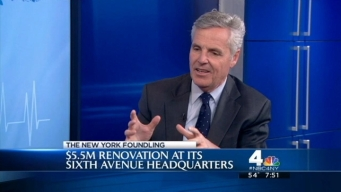 Recent Renovations at The New York Foundling