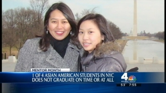 Mentor Month: Mentoring in the Asian Community