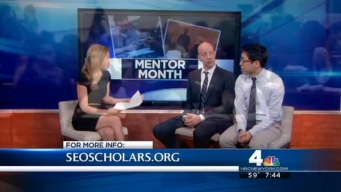 Mentor Month: Live Out Loud and SEO Scholars