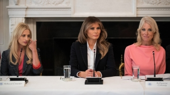 First Lady Listens and Learns at WH Opioid Crisis Discussion