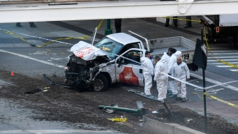 Truck Driver Kills 8 in 'Cowardly Act of Terror' in NYC