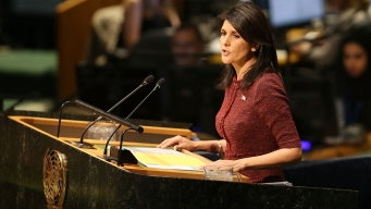 Haley Became a Popular UN Diplomat Despite Trump Policies