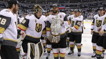 Once 500-1 Long Shots, Vegas Heads to Stanley Cup Finals