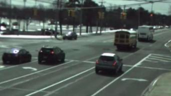 AG Investigating Red Light Violations By School Buses