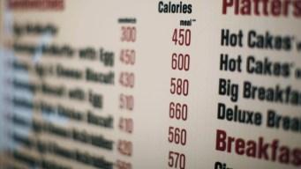 FDA Extends Deadline for Restaurant Calorie Labels Until 2016