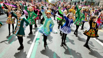 Link: The Official Web Site of the Saint Patrick's Day Parade