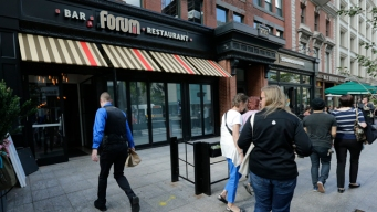 Restaurant Damaged in Boston Bombing Attacks Reopens