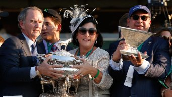 American Pharoah Gives Ahmed Zayat Biggest Prize in Racing