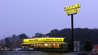 'Waffle House Index' Goes Red as 25 Stores Shutter
