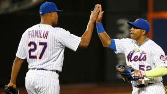 Mets Beat Braves, 4-1