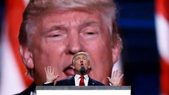 """Trump Accepts GOP Nomination, Lists String of Promises to """"Make America Great Again"""""""