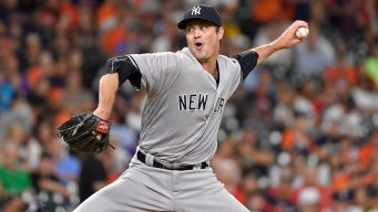 Yankees Beat Astros, 2-1