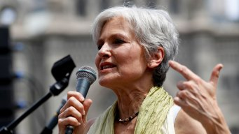 Stein Makes Michigan 3rd State for Recount