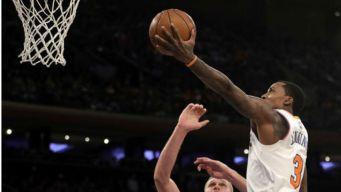 Anthony Scores 29, Knicks Defeat Timberwolves 118-114