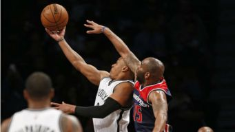 Nets Fall to Wizards 118-113