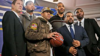 Still Got Game? Ice Cube, Iverson Back 3-on-3 Hoops League
