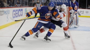 Islanders Fall to Panthers 2-1