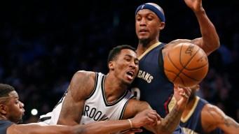 Pelicans Beat Nets, 104-95