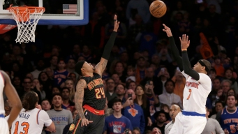 As Knicks Tumble Again, Carmelo's Future May Be All to Watch