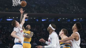 Knicks Fall to Nuggets 131-123