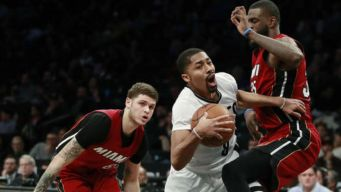 Nets Fall to Heat 108-99 in 11th Straight Loss
