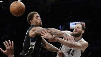 Nets Fall to Bucks 129-125