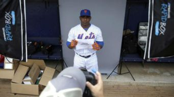 Mets Happy to Have Yoenis Cespedes Back